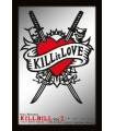 Espejo Kill Is Love Kill Bill