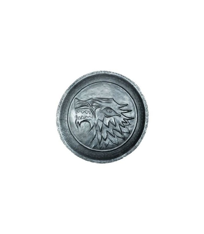 Broche Pin Escudo Casa Stark Juego de Tronos