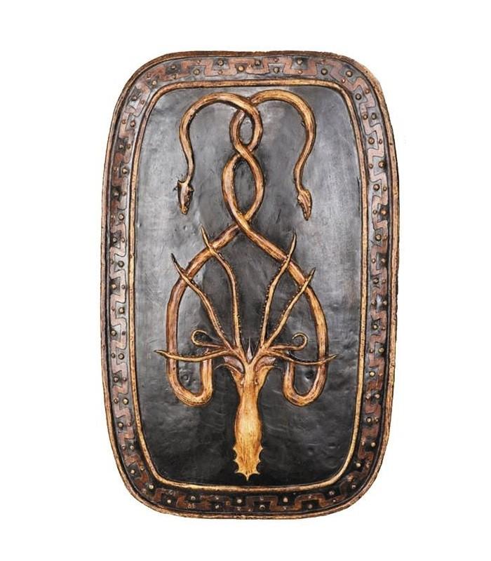Broche Pin Escudo Casa Greyjoy Juego de Tronos
