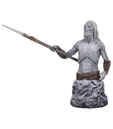 Busto Estatua Caminante Blanco Juego de Tronos
