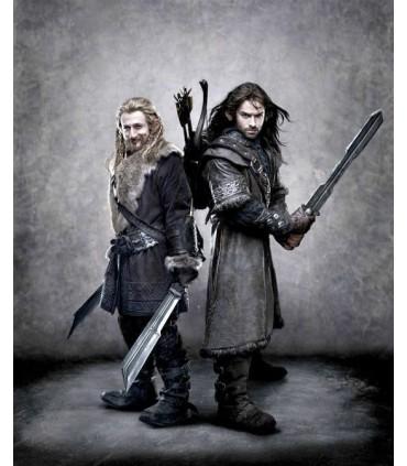 Espada de Kili El Hobbit: Un Viaje Inesperado Réplica Escala 1:1