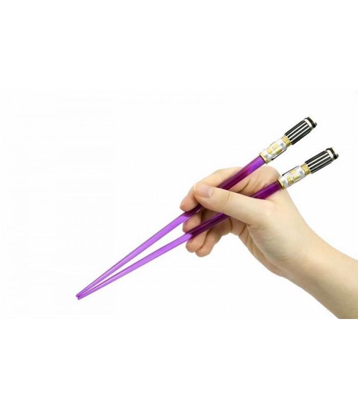 Palillos Chinos Sable de Luz Espada Mace Windu Star Wars
