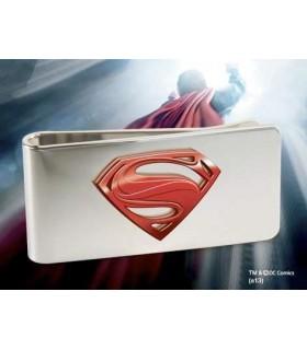Clip para Billetes Man of Steel Superman El Hombre de Acero