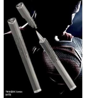 Bolígrafo Llave Nave Espacial Man of Steel Superman Hombre Acero