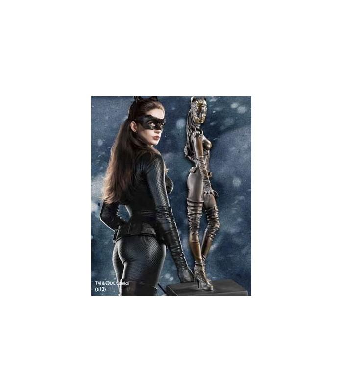 Estatua Cat Woman El Caballero Oscuro The Dark Knight Rises
