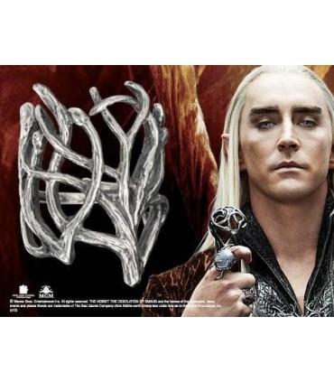 Anillo del Bosque Thranduil El Hobbit: Un Viaje Inesperado