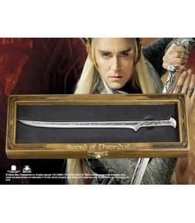 Abrecartas Espada de Thranduil El Hobbit: Un Viaje Inesperado