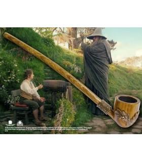 Pipa Bilbo Bolsón El Hobbit: Un Viaje Inesperado Réplica 1:1