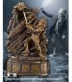 Soporte de Libros Sujetalibros Bilbo y Golllum El Hobbit