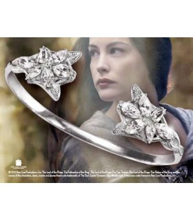 Brazalete Arwen Estrella del Atardecer El Señor de Los Anillos