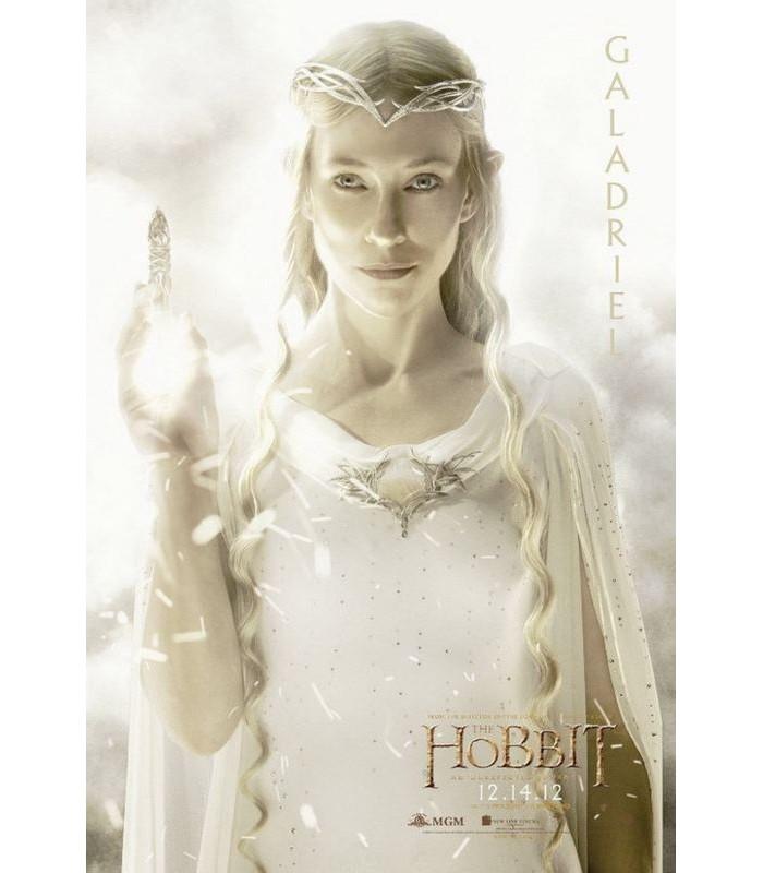 Diadema de Galadriel El Hobbit: Un Viaje Inesperado Réplica 1:1