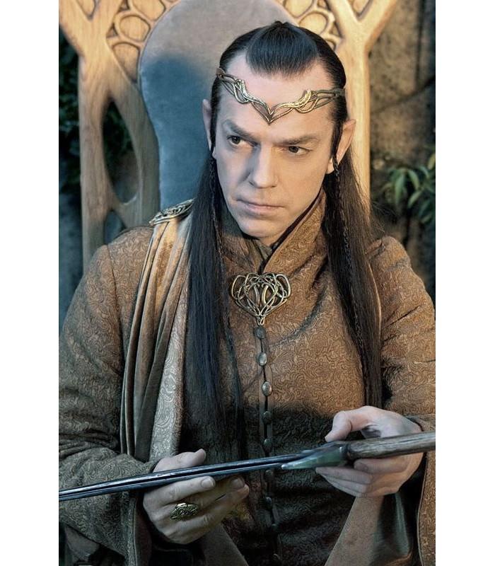 Diadema de Elrond El Hobbit: Un Viaje Inesperado Réplica 1:1
