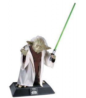 Estatua Yoda Tamaño Real Escala 1:1 Star Wars