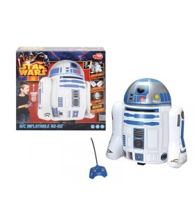 R2-D2 Robot Inflable con Control Remoto Star Wars