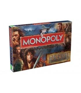 Monopoly El Hobbit La Desolación de Smaug Edición en Inglés