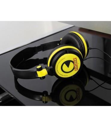 Auriculares Pac-Man