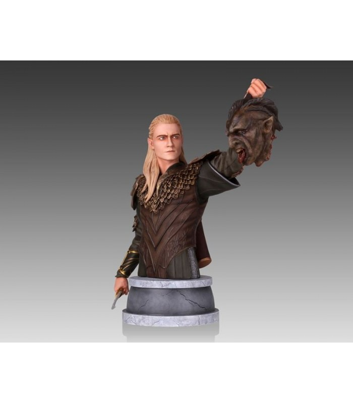 Busto Legolas The Hobbit: La Desolación de Smaug Escala 1:6