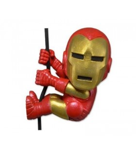 Mini Figura Iron Man Marvel Comics Scalers
