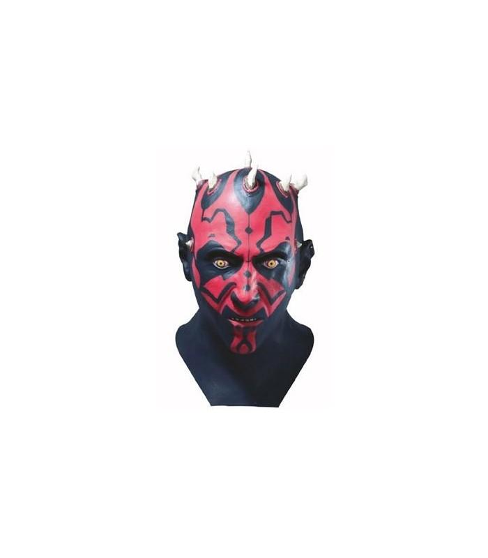 Máscara de látex Darth Maul - Star Wars