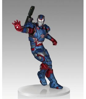 Estatua Iron Man Patriot Iron Man 3 Escala 1:4