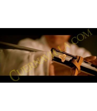 """Katana Kill Bill """"La Novia"""" (Uma Thurman) Version Museo"""