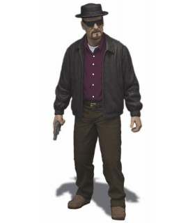 Breaking Bad Figura Heisenberg 15 cm