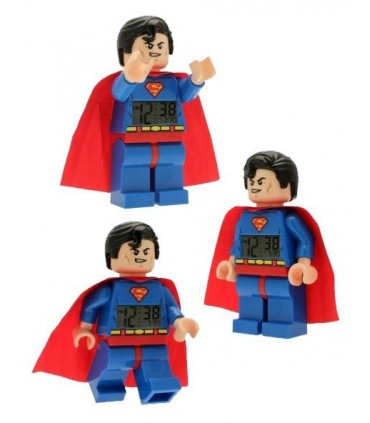 Despertador LEGO Superman