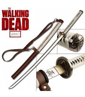 Katana Michonne The Walking Dead Réplica Escala 1:1