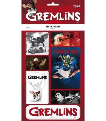 Set de Imanes  A Gremlins