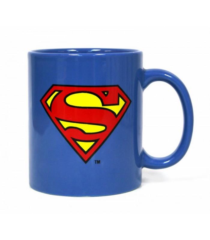 Taza logo clásico Superman DC Comics