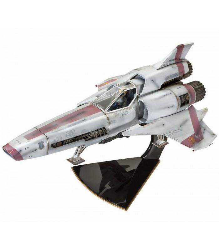 Battlestar Galactica Maqueta 1/32 Colonial Viper Mk. II 27 cm