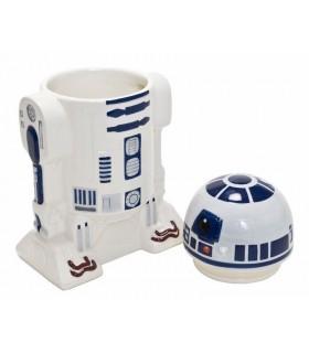 Bote para galletas en cerámica Star Wars R2-D2