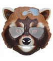Guardianes de la Galaxia Máscara Rocket Raccoon