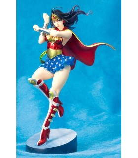DC Comics Bishoujo Estatua PVC 1/7 Armored Wonder Woman 24 cm