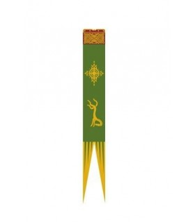 Bandera Pendón de los Rohirrim - Edición Limitada (Dorada)