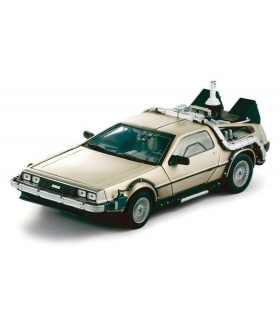 Coche Diecast Model´83 DeLorean LK Coupe Regreso al Futuro II