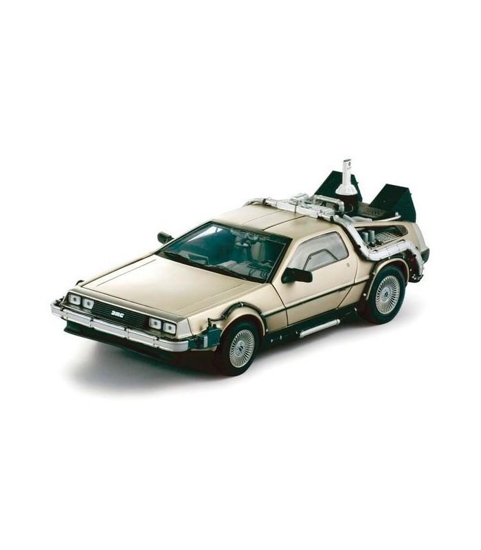 Coche Diecast Model´83 DeLorean LK Coupe Regreso al Futuro II