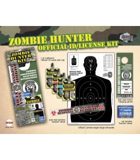 Kit de cazador de zombies