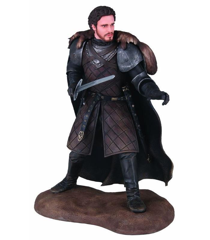 Juego de Tronos Estatua PVC Robb Stark 19 cm