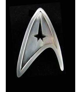 Star Trek 2009 réplica insignia Mando de la Flota Estelar