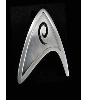 Star Trek 2009 réplica insignia Ingeniería de la Flota Estelar