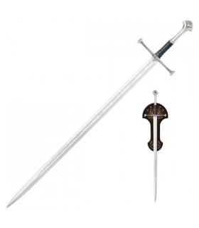 """Espada de Aragorn """"Anduril"""", escala 1:1"""