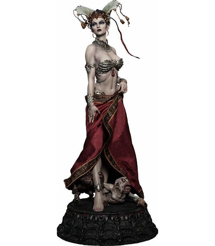 The Dead Estatua Premium Format 1/4 Queen of the Dead 55 cm