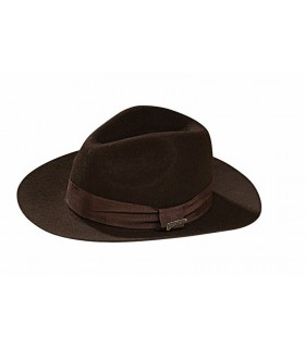 Sombrero de Indiana Jones Fedora Deluxe de Rubies