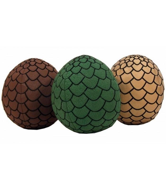 Peluches Huevos de Dragón Juego de Tronos