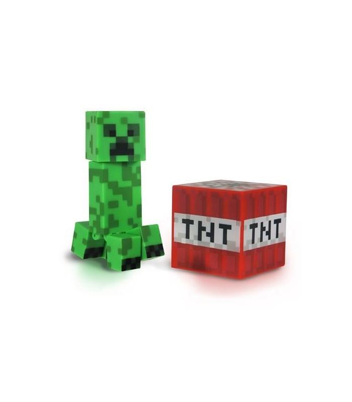 Figura Creeper Minecraft 8 cm