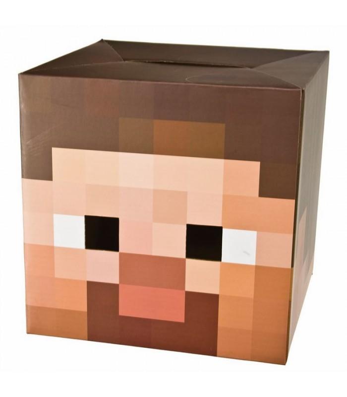 Cabeza de Steve Minecraft