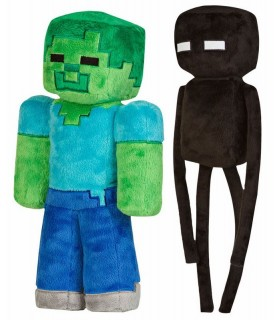 Peluches Wave 1 Minecraft Set 36 cm (2)