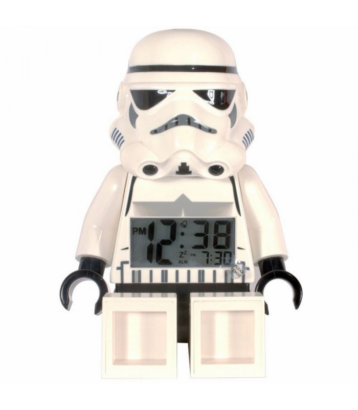 Despertador LEGO Stormtrooper Star Wars