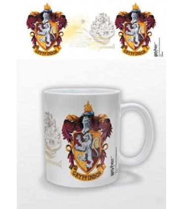 Taza (Mug) Gryffindor - Blanca